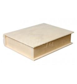 Pudełko pojemnik książka mała