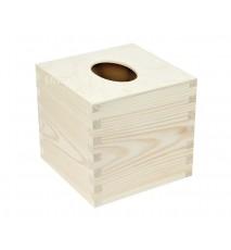 Chustecznik kwadratowy pudełko na chusteczki
