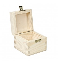 Herbaciarka pudełko na herbatę 1 przegródka
