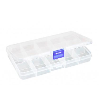 Plastikowy pojemnik organizer 100x175mm