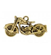 Zawieszka motor motocykl 16x34mm mosiądz