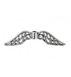 Przekładka łącznik skrzydła anielskie 8x30mm platyna