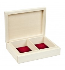 Pudełko na karty karciarka z suknem